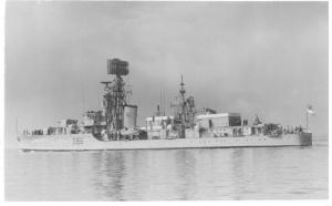 HMS Agincourt