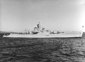 HMS Whitby