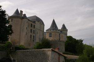 Chateau, Verteuil-sur-Charente, France