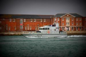 P279 - HMS Blazer