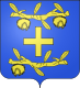 Coat of Arms for Segonzac, Charente, France