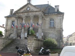 Hotel de Ville, Chateauneuf-sur-Charente
