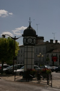 Clock Tower, Jarnac, France