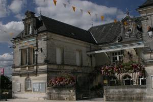 Hotel de Ville, Segonzac, Charente, France