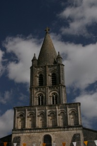 Church of Saint Pierre, Segonzac, Charente, France