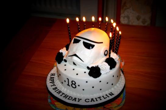 Caitlins Birthday Cake