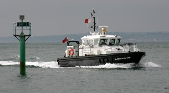 Pilot Vessel SD Solent Racer