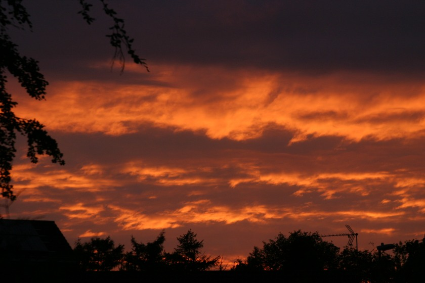 Skies O'Fire