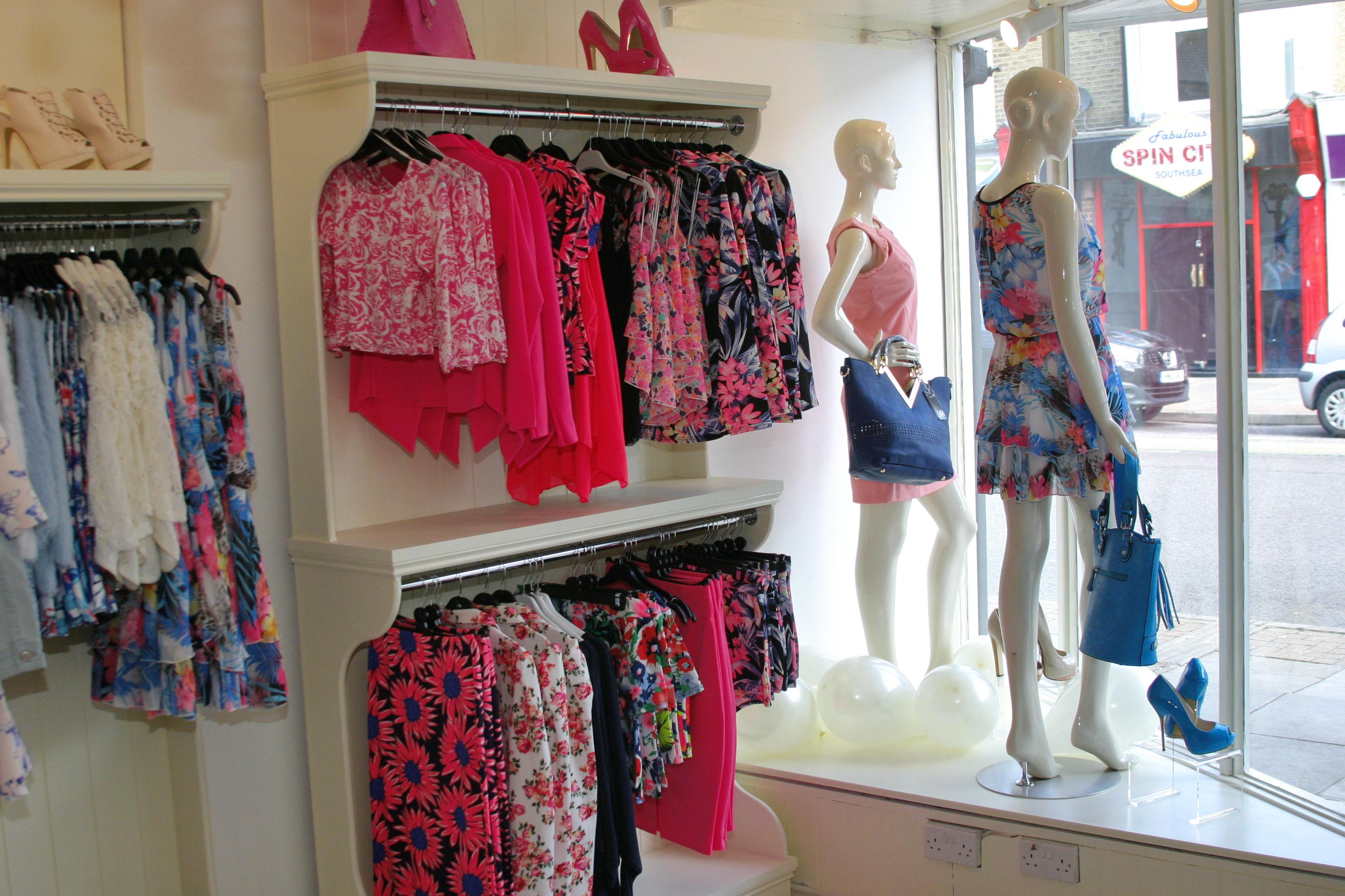 Glam & Glitz Boutique of Southsea More Stock