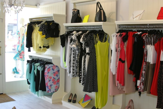 Glam & Glitz Boutique of Southsea Sample of the stock