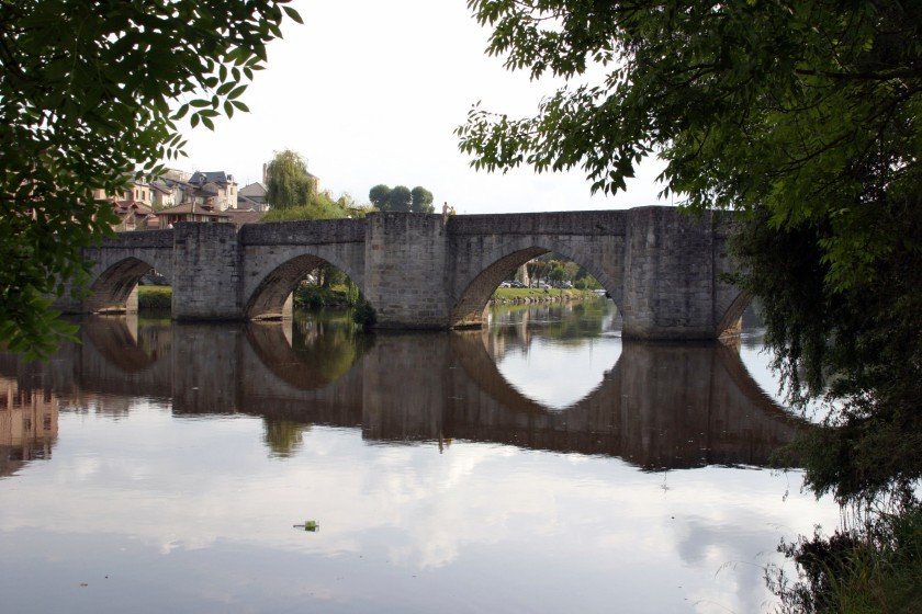 Limoges, France - Saint Martial Bridge -  dating from the Roman era