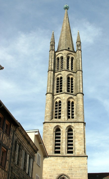 Église Saint Michel Des Lions - Limoges, France
