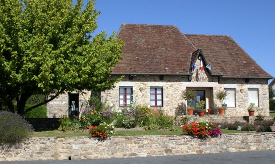 Mairie - Le Chalard, France