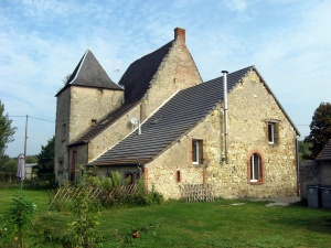 Le Petit Nancay, Thenioux, France - Back view
