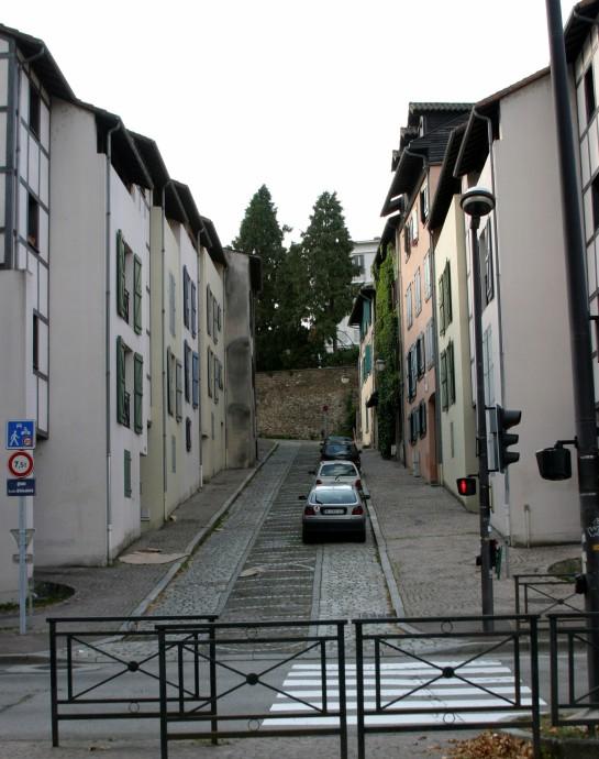 Limoges, France - Rue du Pont Saint-Etienne 2014