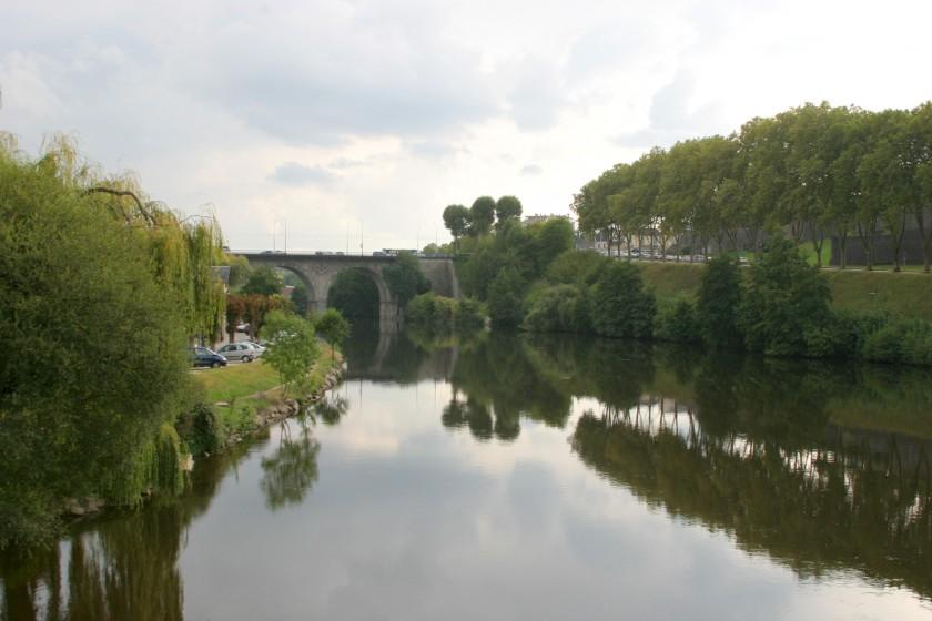 Limoges, France - Pont Neuf. Built 1838
