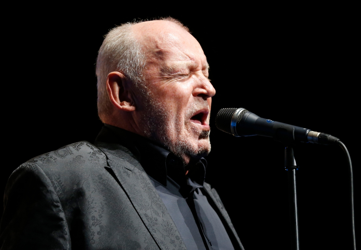 Joe Cocker, Rock Legend, Dead at70