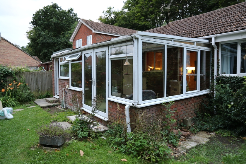 The Old Conservatory - External View