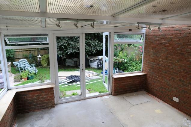 Conservatory - No Glass