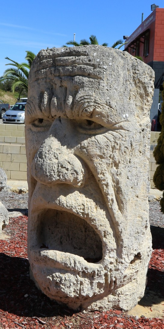 Sculpture - The Waugal Monoliths