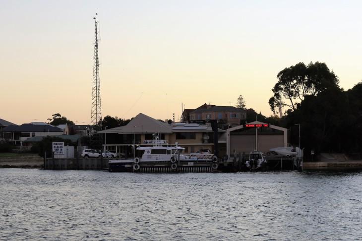 Water Police Base - Fremantle, WA
