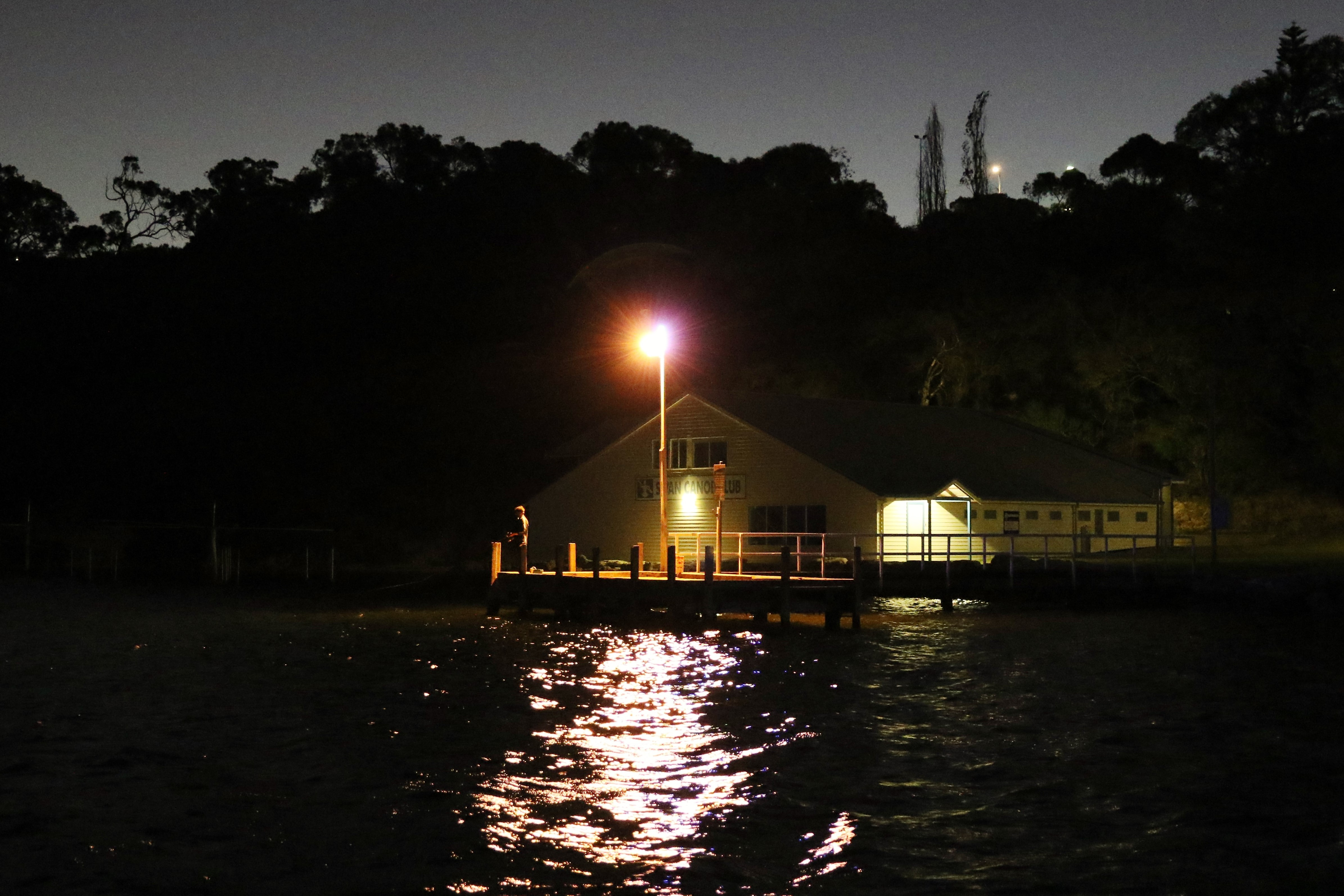 Swan Canoe Club - Mosman Park, Perth, WA