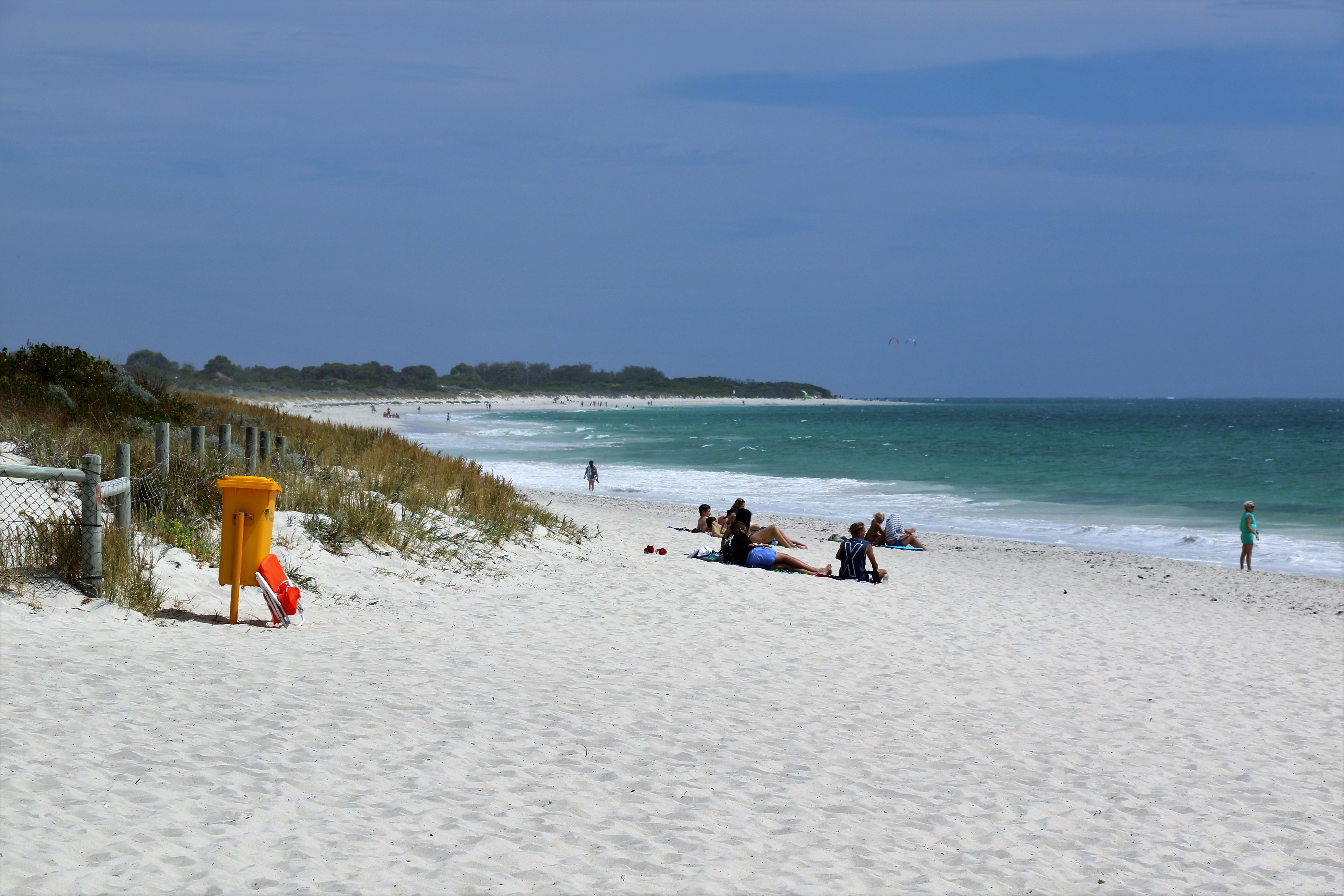 Mullaloo Beach - Looking South, WA