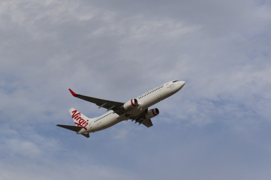 Boeing 737-8FE - VH-VOK Operated by Virgin Australia