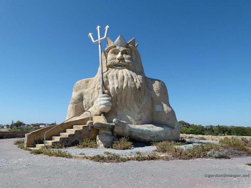King Neptune - Courtesy