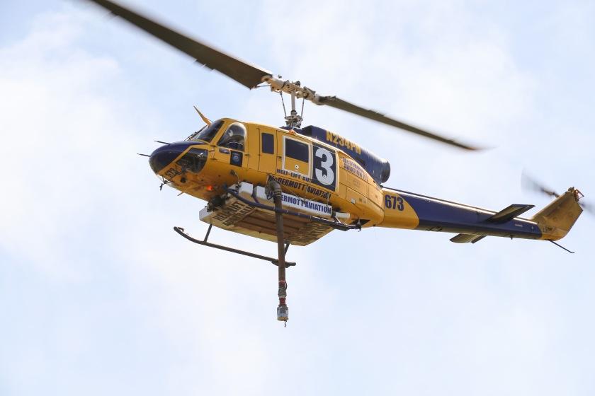 Bell 214B Big Lifter > 214B-1