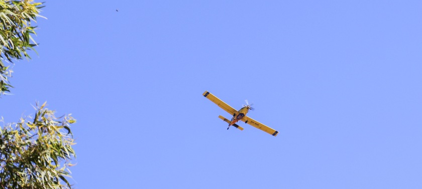 Dunn Aviation Air Tractor AT-802A (Water Bomber)