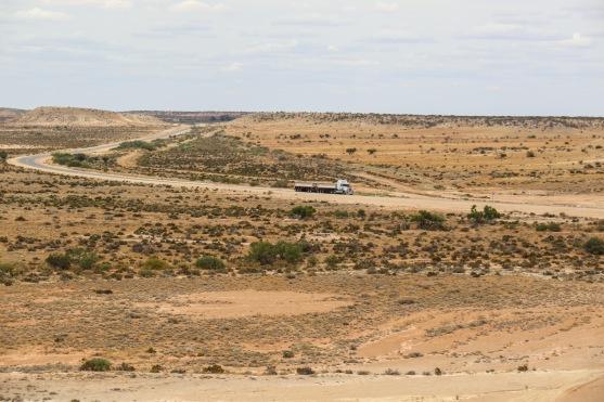 Road North - White Bluff