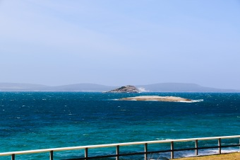 Seal Island from Frenchman Bay, King George Sound - Albany, WA