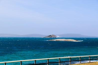Seal Island from Frenchman Bay, King George Sound - Albany, WA