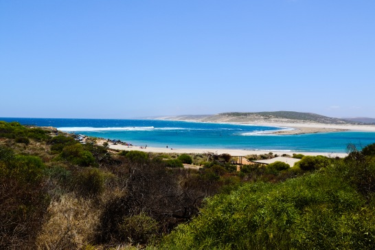 River / Ocean Meeting Place - Kalbarri, WA