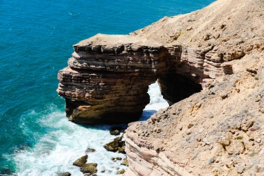 Natural Bridge - Kalbarri, WA