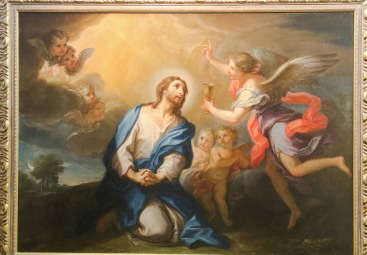 Agony In The Garden - New Norcia, WA