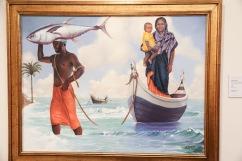 The Holy Family According To St Luke by Robert Davies - New Norcia, WA