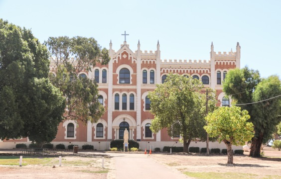 St Ildephonsus College - New Norcia, WA