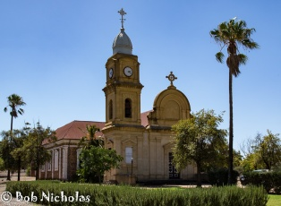 Abbey Church, New Norcia, Western Australia