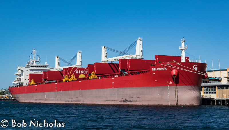 SBI Orion, Fremantle, Western Australia