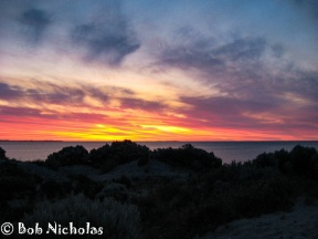 Sunset, Indian Ocean, Western Australia