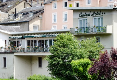Central Hotel - Bort-les-Orgues