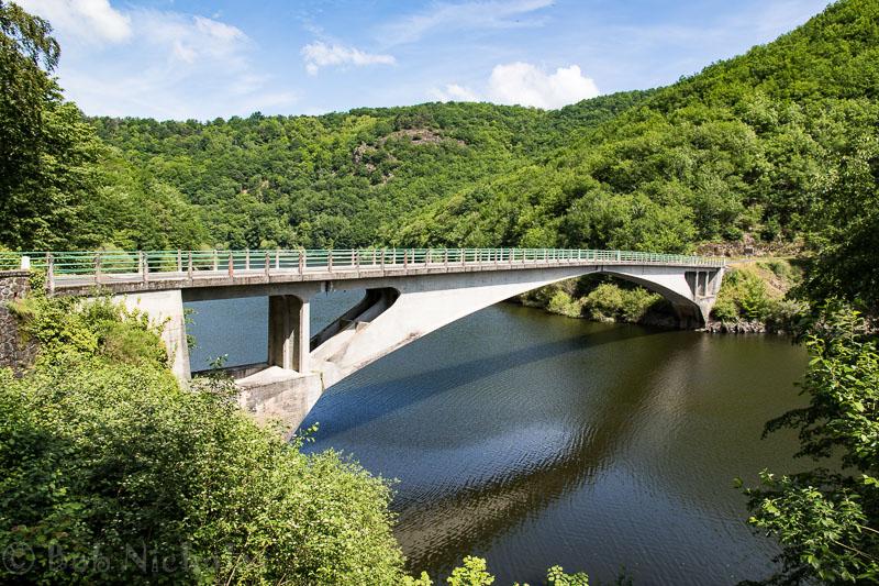 Pont des Ajustant - Dordogne, France