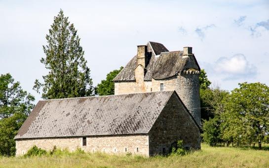 Mystery Chateau - near Serandon, France