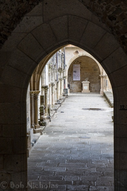 Cloister Museum - Tulle