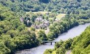 Aynes - Below Le Barrage de L'Aigle