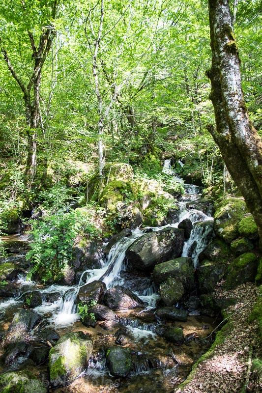 Falls - Dordogne, France