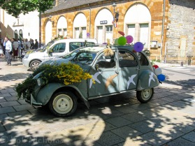 Wedding Car - Millau, France