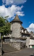Pleaux - Cantal, France